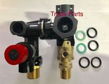 HEATLINE MONZA & CAPRIZ PLUS 24 24a 28 28a DIVERTER VALVE D020103888